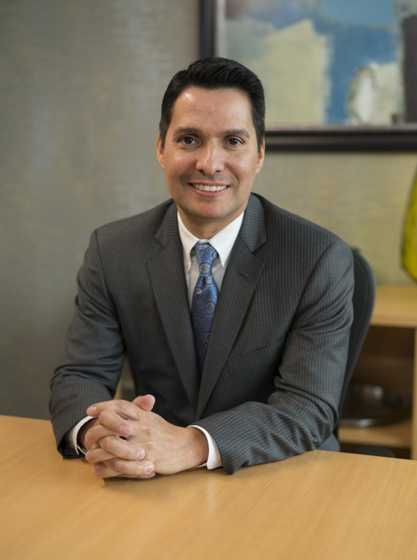 Moses Yneges, Orange County car accident lawyer