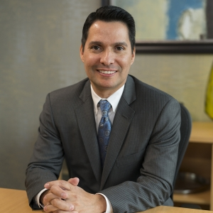 Moses Yneges, Orange County personal injury attorney